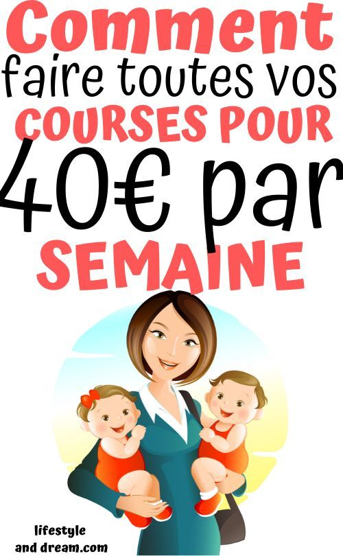 Comment Faire Toutes Vos Courses Pour 40 Euros Par Semaine In 2020 Finance Budgeting Online Marketing