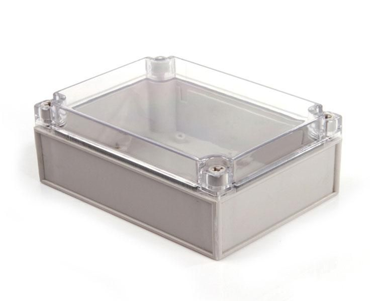 Ip66 Toyogiken Clear Cover Abs Waterproof Box Enclosure Switch Box Distribution Box 125x175x75mm Ds At 1217 Cover Waterproof Abs