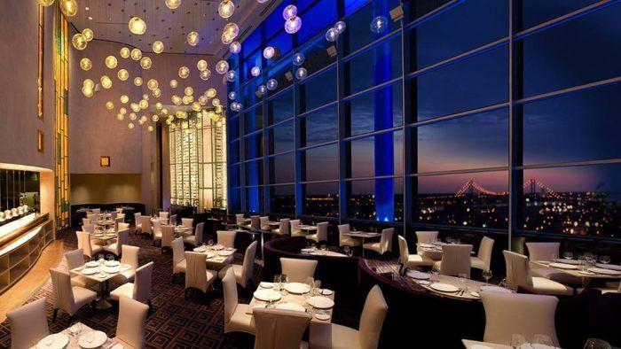Romantic restaurants in detroit