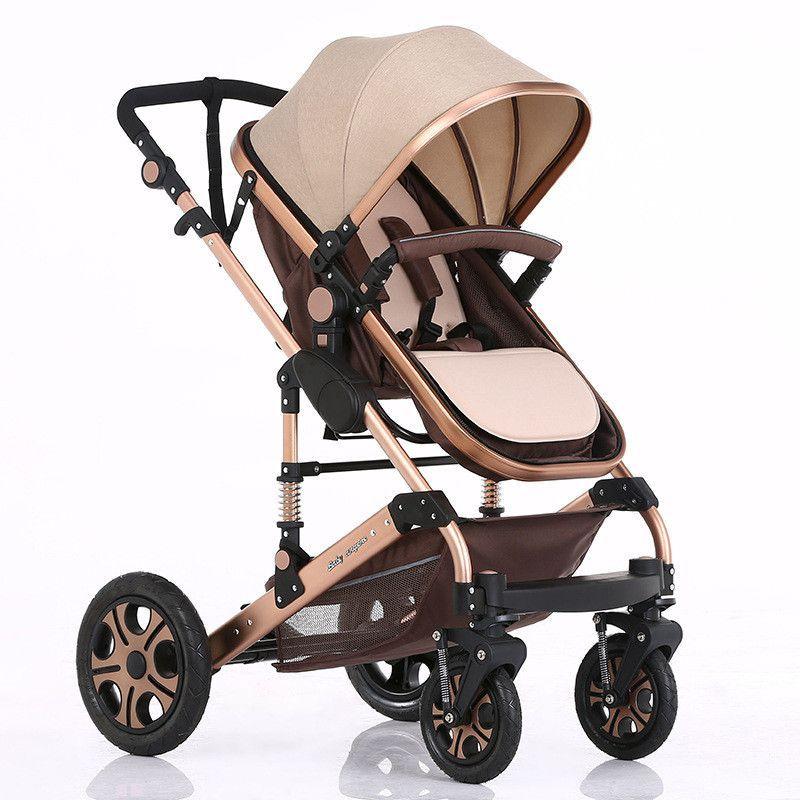 Foofoo Luxury 3 In 1 Stroller Baby Trolley Best Baby