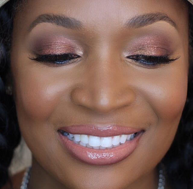Makeup For Black Women Makeup For Black Women Soft Bridal