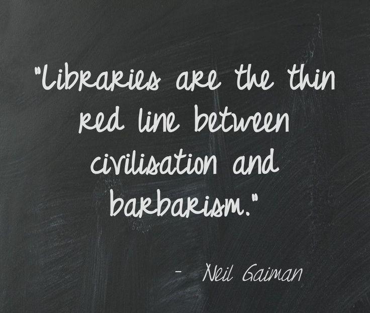 ~ Neil Gaiman