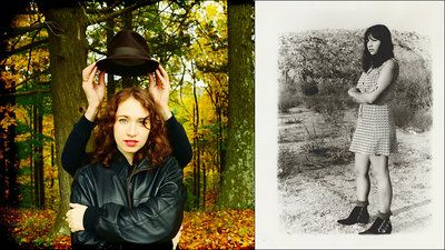 Clockwise from upper left: Clipping, Regina Spektor, Angelica Garcia