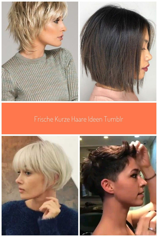 Frische Kurze Haare Ideen Tumblr Frisuren Pony Haareflechten Hairstyles Zopf Bob Beste Flechtfris Kurze Haare Ideen Haarschnitt Kurze Haare Kurze Haare