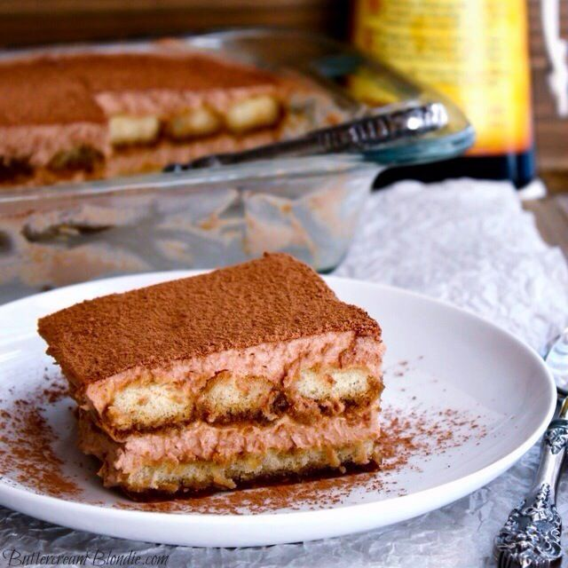 Frangelico Nutella Tiramisu Recipe Tiramisu Nutella and Blondies