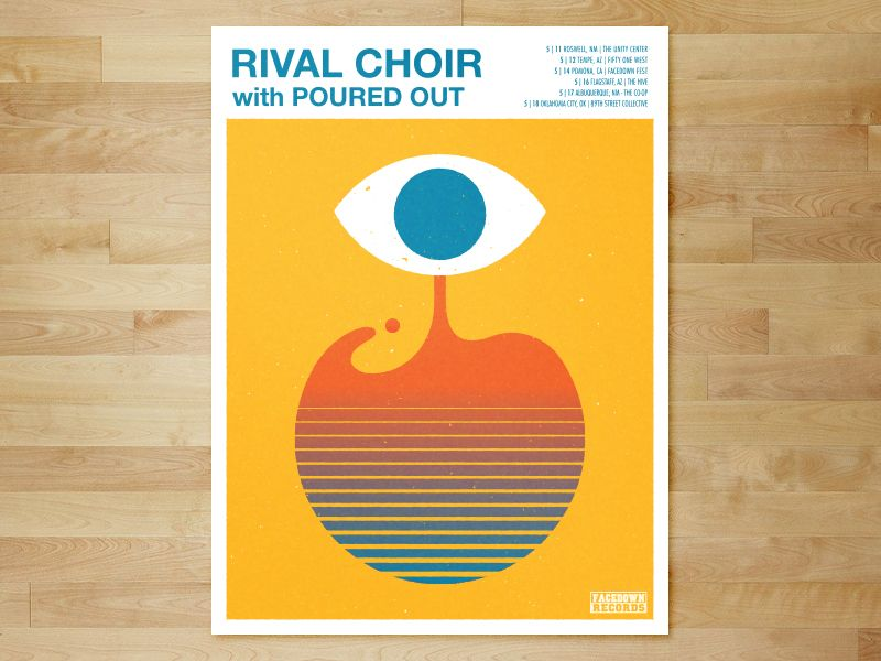 Rival Choir by Daniel Mackey