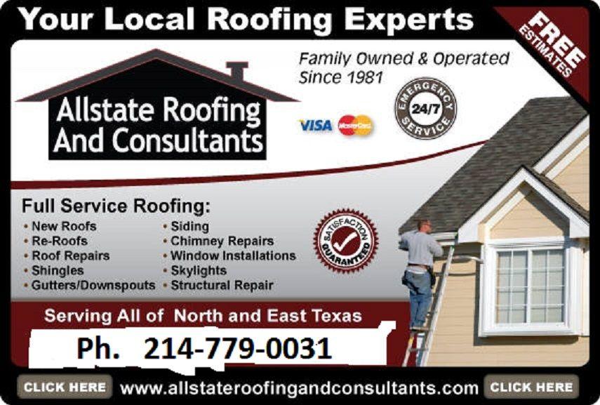 Dallas Roofing Contractors Call 2147790031 For service
