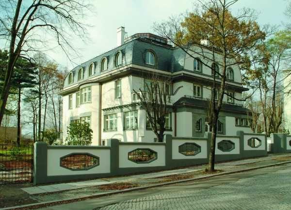Architekt Chemnitz villa koerneri architekt henry de velde i baujahr 1913 1914 i