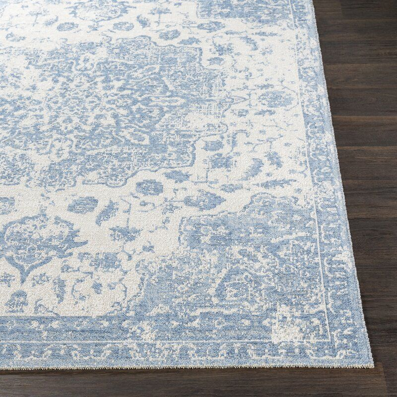 Pin By Daniela Boero On Tappeti Pregiati Blue And White Rug Rugs On Carpet Light Blue Rug