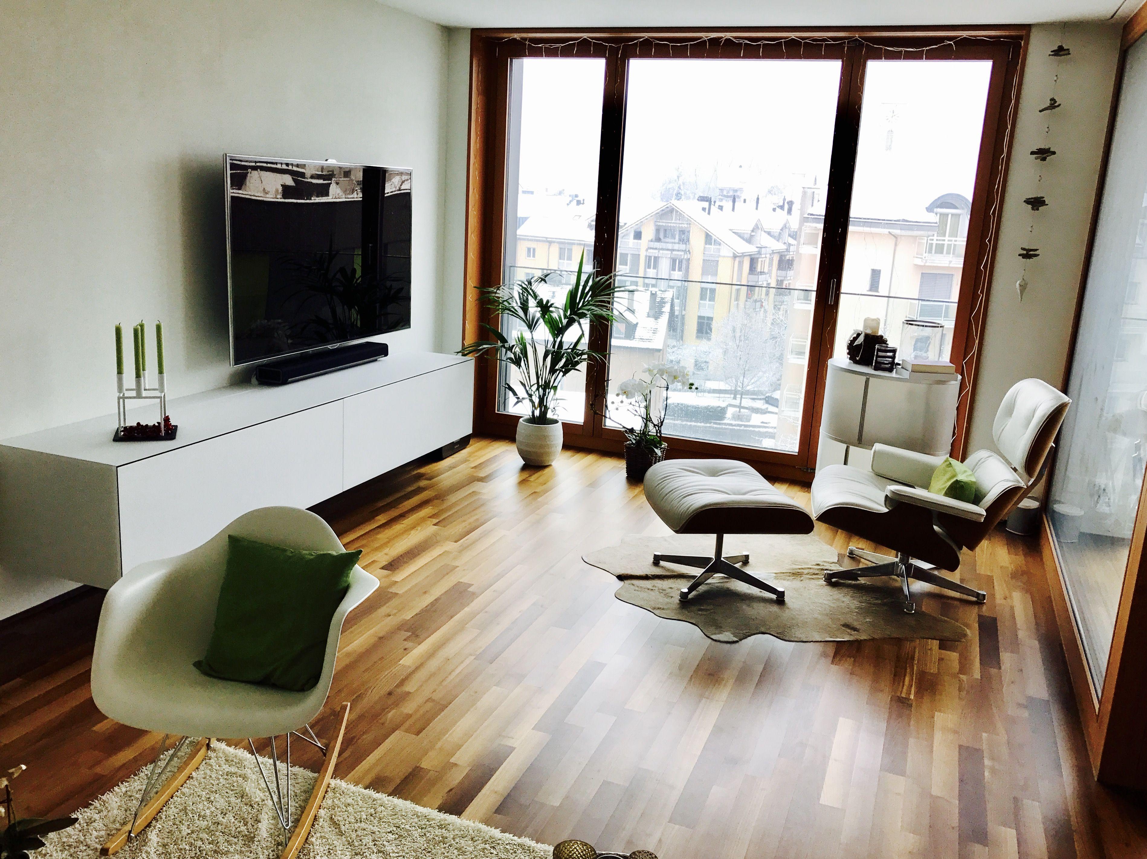 Eames Lounge Chair Wogg Spectral ByLassen | räume | Pinterest ...