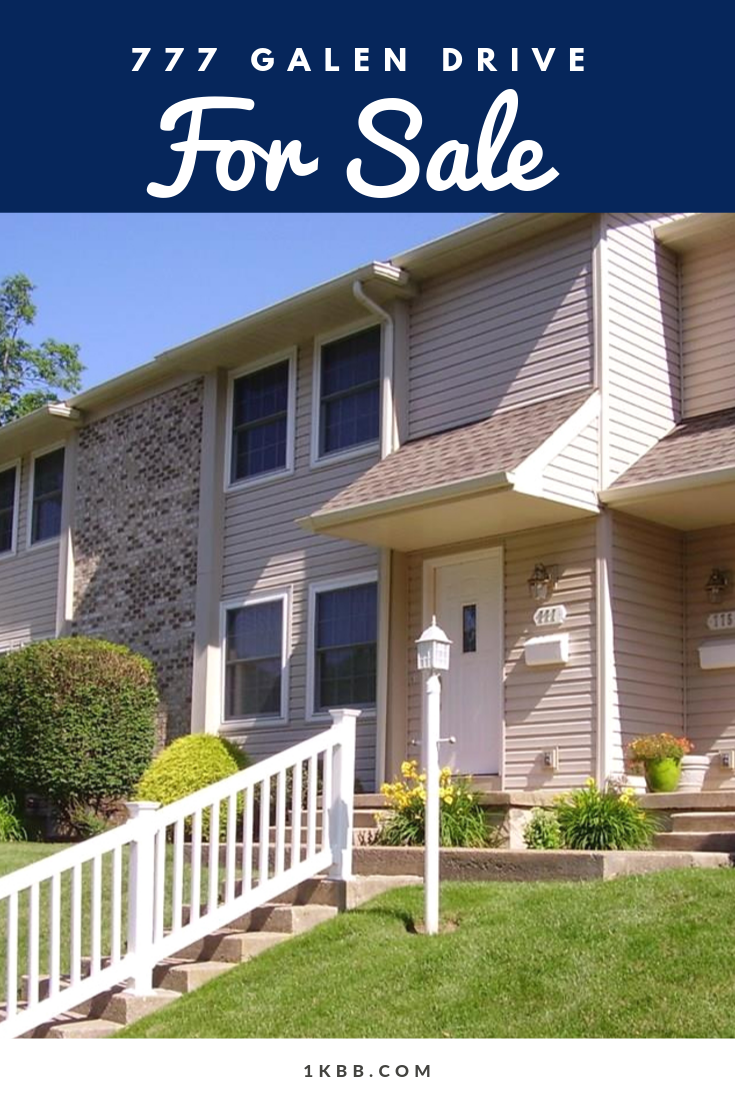 Terrific townhome at 777 Galen Drive, State College