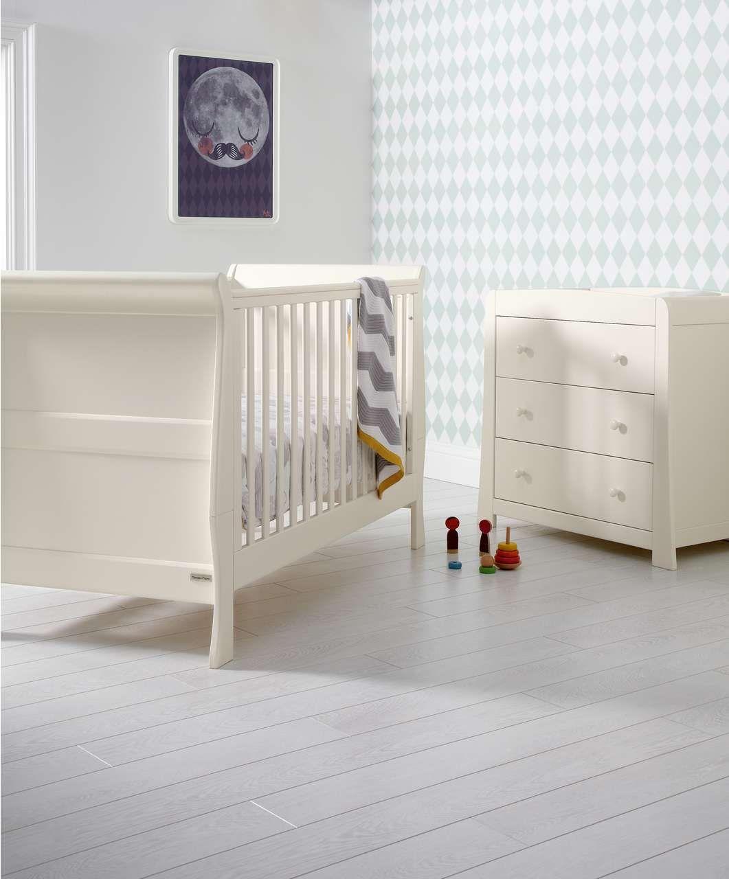 Mamas And Papas Bedroom Furniture Mia 2 Piece Set Ivory Mia Mamas Papas Baby Room Ideas