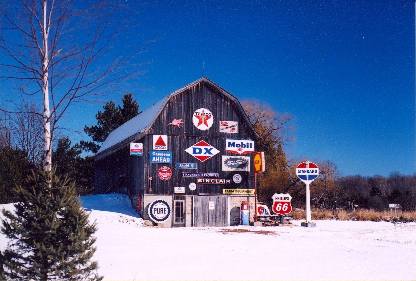 Marathon County Barn Photo by Diane Spray Hwy 52 E of ...