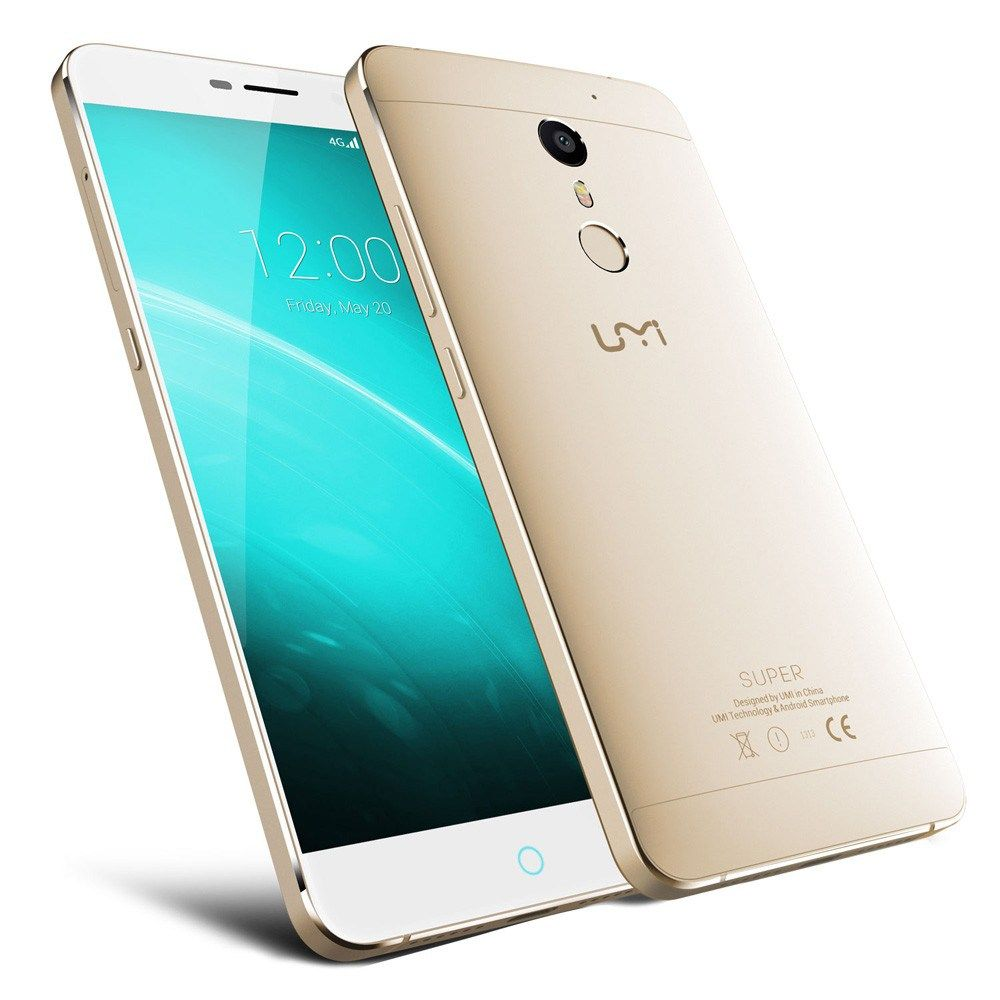 Umi Super Is A 55 Inch 4g Lte Budget Smartphone With 4gb Of Ram Xiaomi Redmi Note 3 2gb 16gb Helio X10 Octa Core