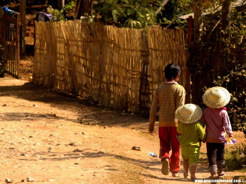 Hsipaw, Myanmar: Okay so Myanmar may not be the untouched paradise that it once was, but take a trek into the villages around Hsipaw and fin...