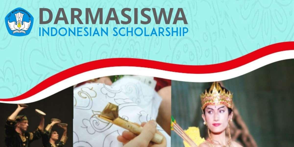 Darmasiswa Indonesian Scholarship program is now offering