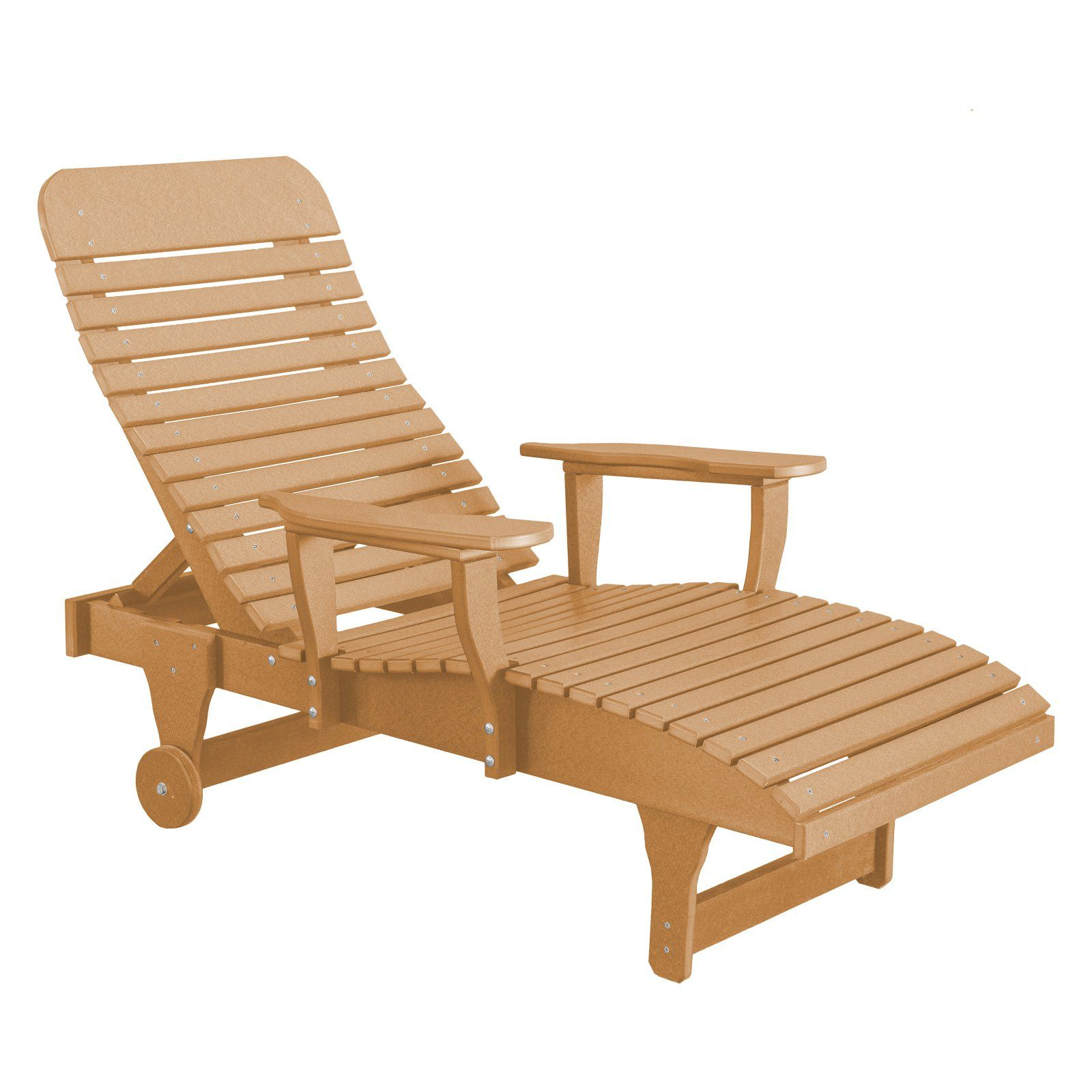 Outdoor Wildridge Heritage Patio Chaise Lounge Lounge Chair