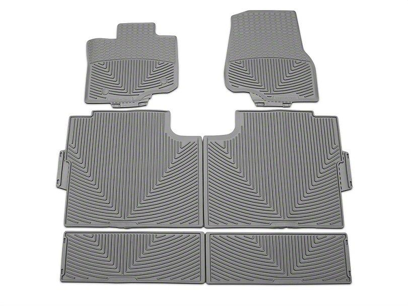 Weathertech All Weather Front, Rear, & Under Rear Seat