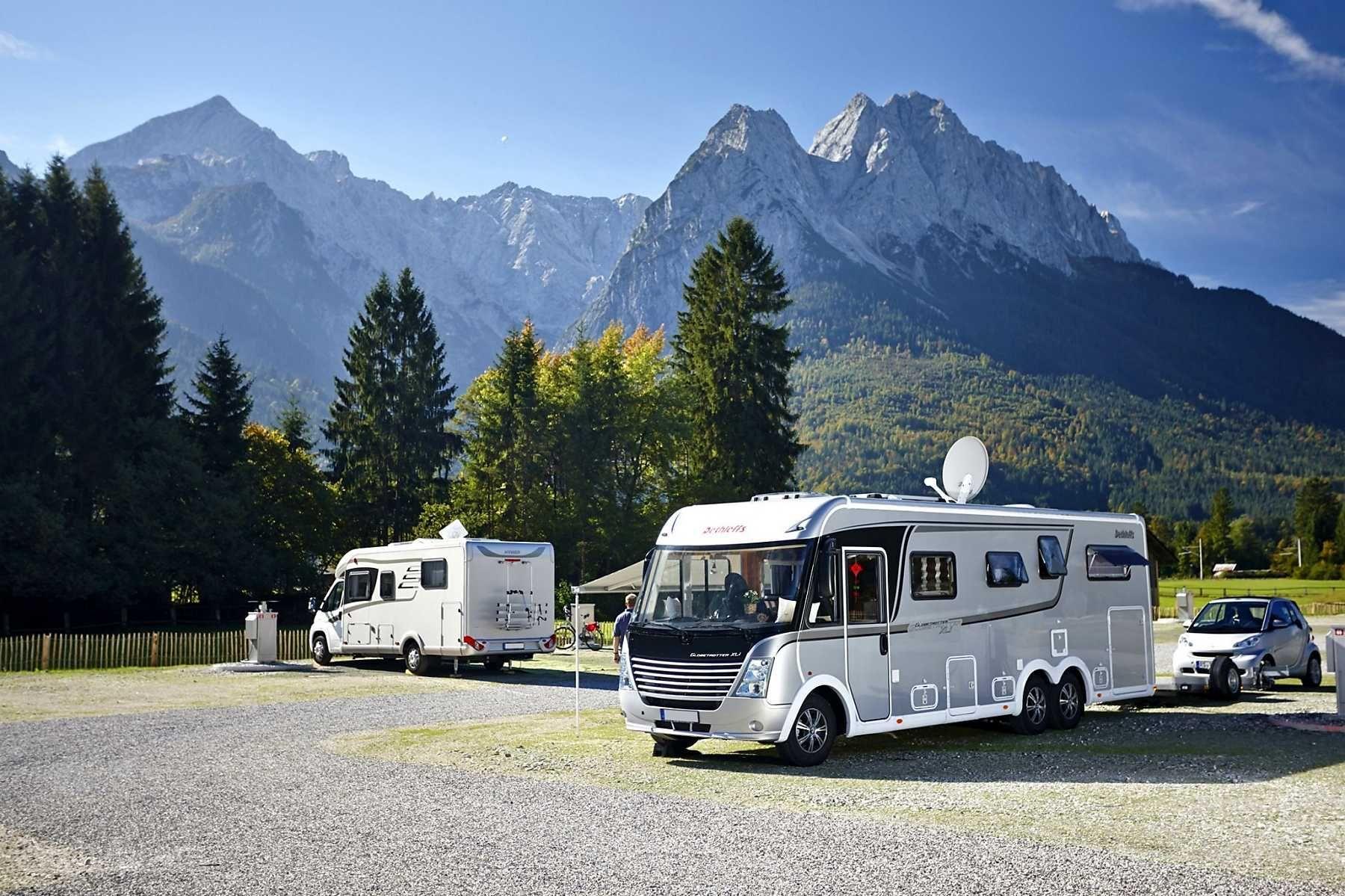 Camping Resort Zugspitze, Grainau - Updated 2020 prices ...