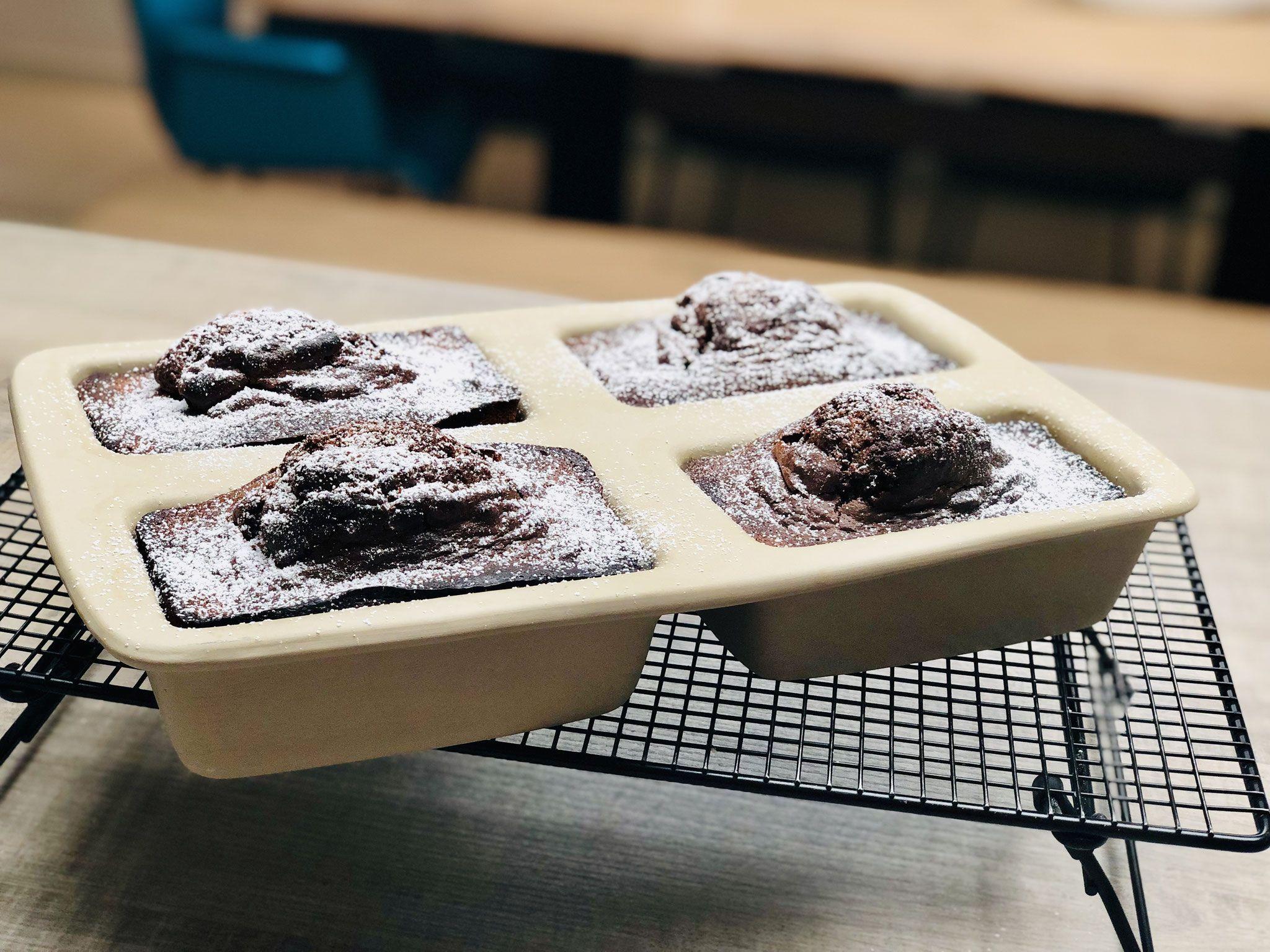 Saftigster Marmorkuchen Der Welt Aus Der Mini Kastenform Ehem 4er Zauberkastch Von Pampered Chef Pamperedc Kuchen Rezepte Blechkuchen Marmorkuchen Kuchen