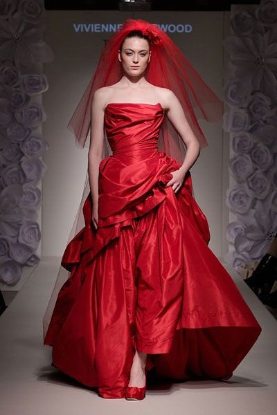 Wedding Dresses By Vivienne Westwood New Gown Collection At Luxury Show Dress Pinterest