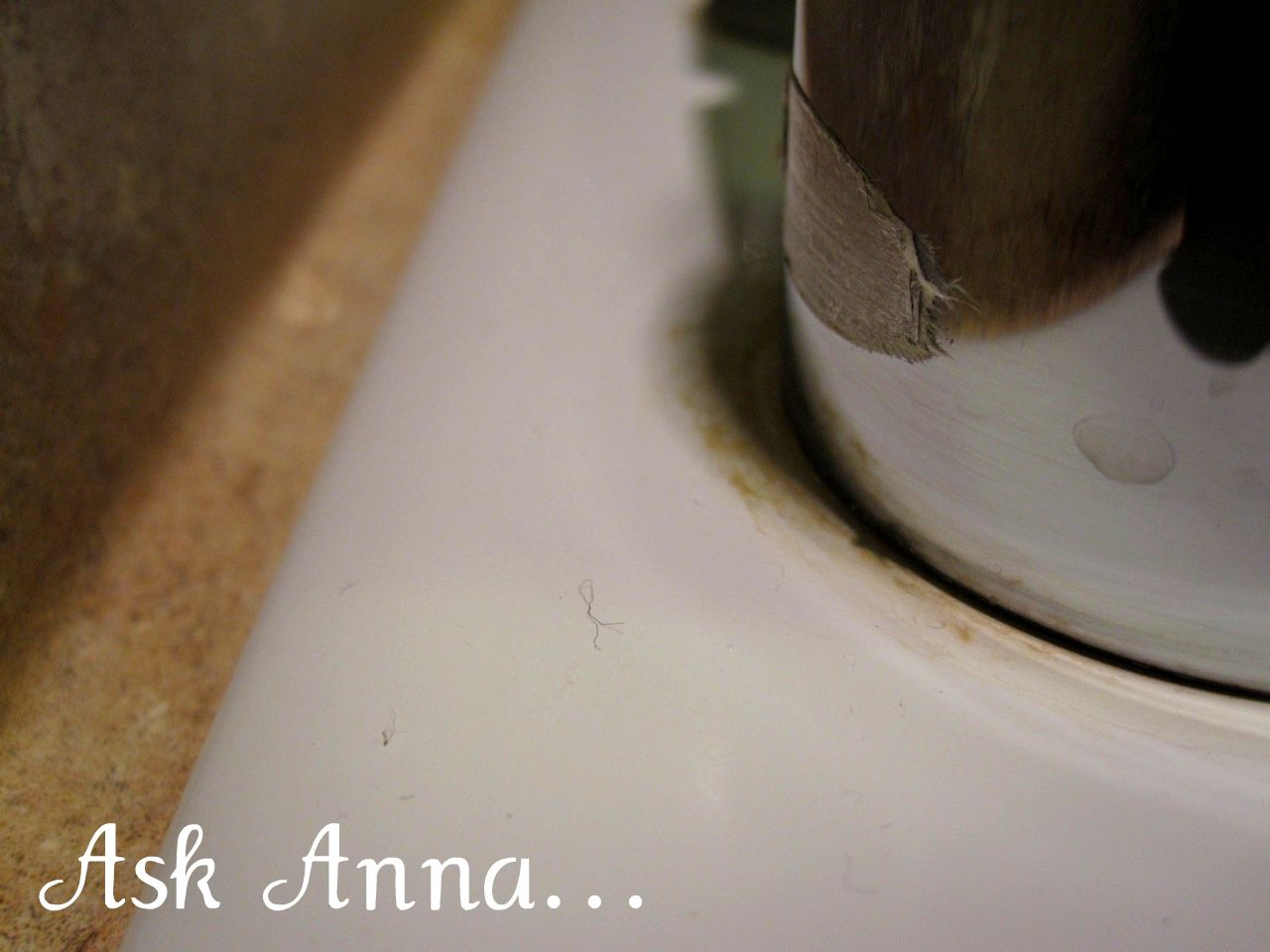 How to Get Rid of Hard Water Buildup - Ask Anna | cleaning :: how ...