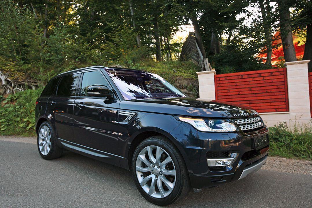 2014 Land Rover Range Rover Sport 3.0L Diesel HSE €29,999