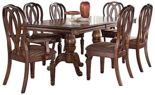 Hamlyn Extension Dining Table Ashley Furniture Dining Table Ashley Furniture Dining Ashley Furniture Dining Room