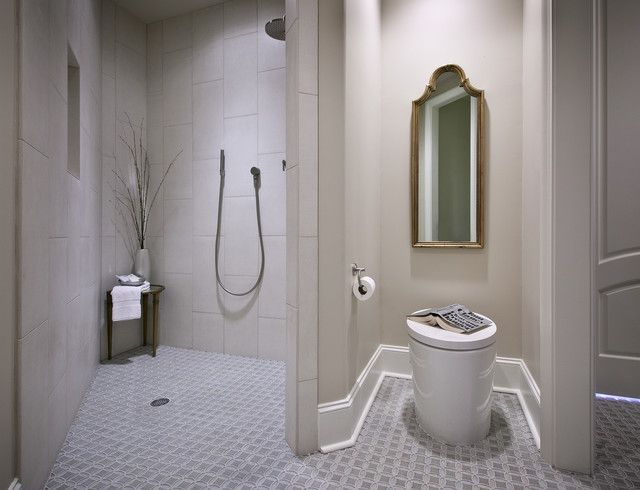 Handicap access basement shower House ideas Pinterest
