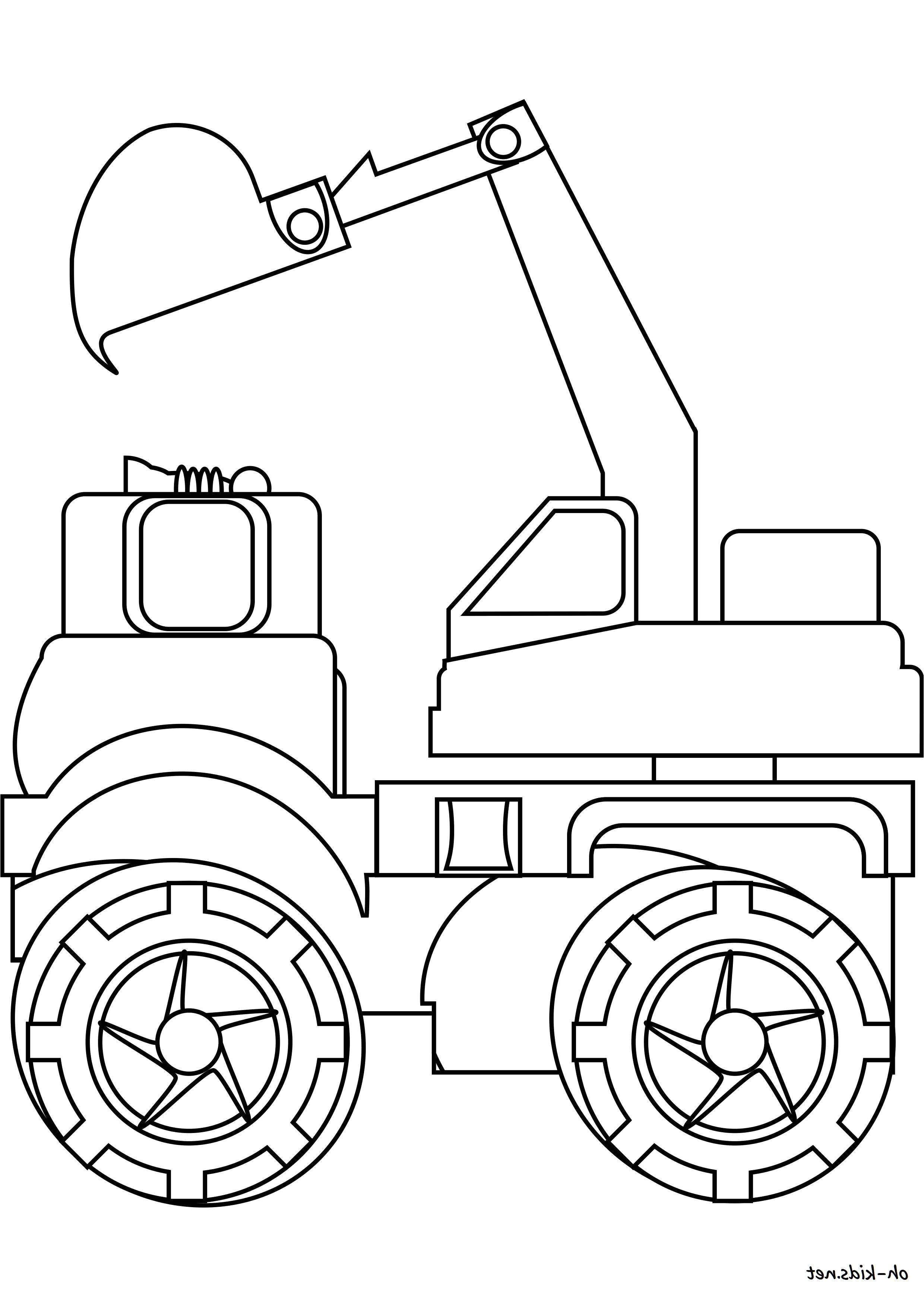 14 Unique De Coloriage Tracteur Remorque Stock Coloriage Tracteur Coloriage Minion Coloriage