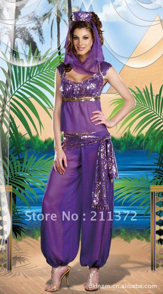 Belly Dancer Genie Arabian Princess Jasmine Fancy Dress Costume on AliExpress.com. $15.68 found my outfit