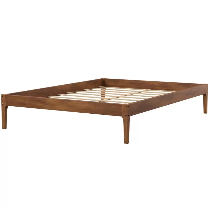 Elio Platform Bed Platform bed, Wood platform bed, Diy