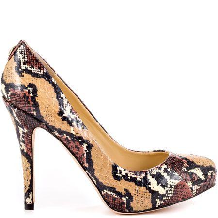 70c06714377 Ivanka Trump Pinkor - Light Nat Snake Steve Madden Shoes