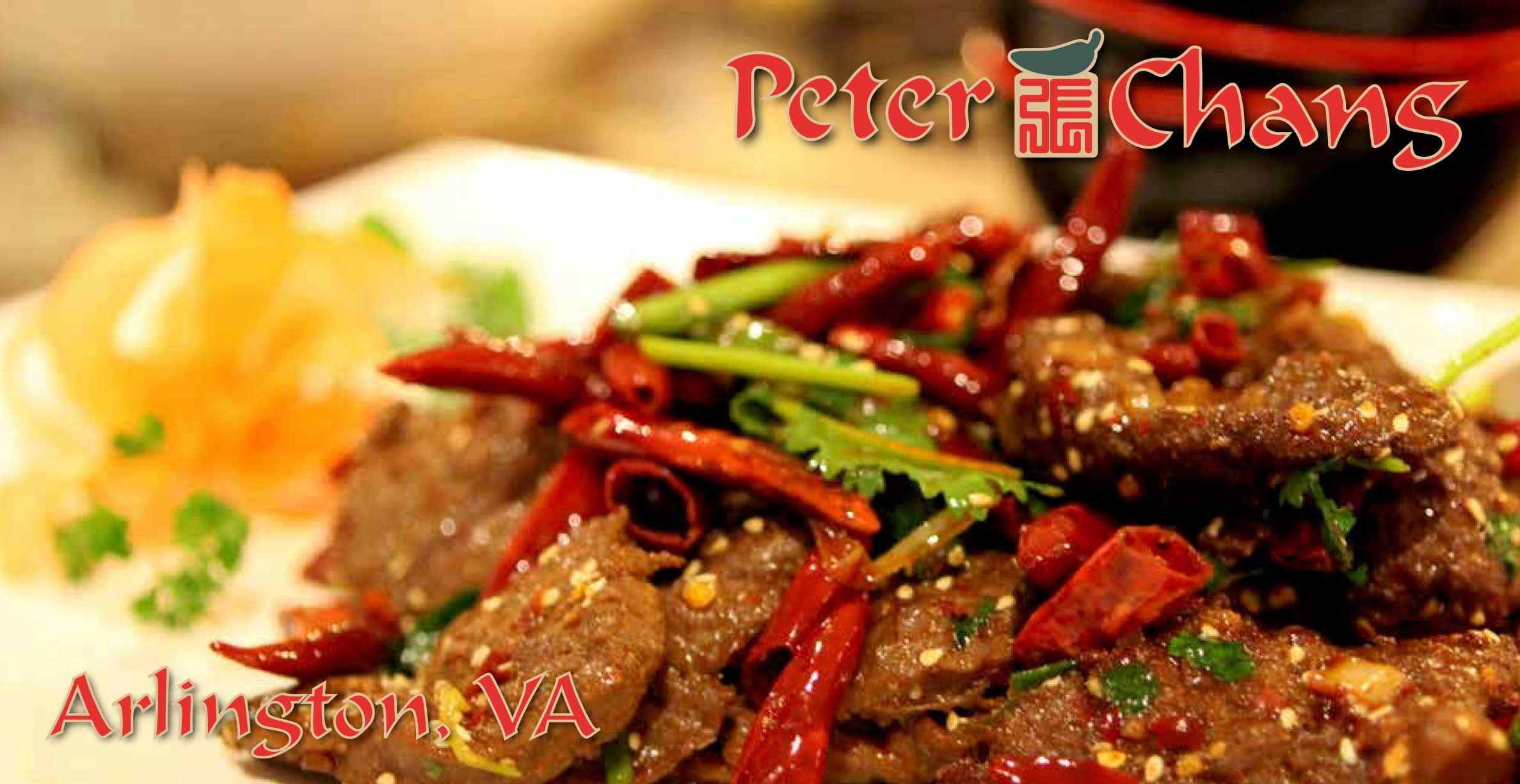 Peter Chang Chinese Dishes Food Washington Dc Restaurants