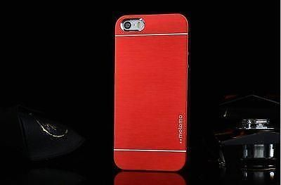 Motomo  Metal Aluminum Brushed Red Skin Case Cover For iPhone 4S https://t.co/RJ4bEQFdBd https://t.co/1rWHlEXfIp