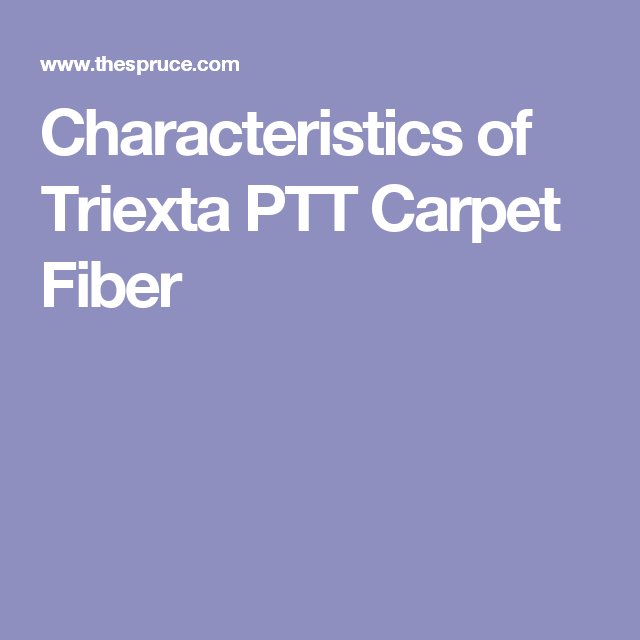 What You Didn T Know About Triexta The New Carpet Fiber Carpet New Carpet Fiber