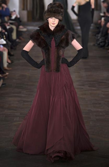 Jenny Palmer x Sparkle Style: NYFW Ralph Lauren AW13! Xx