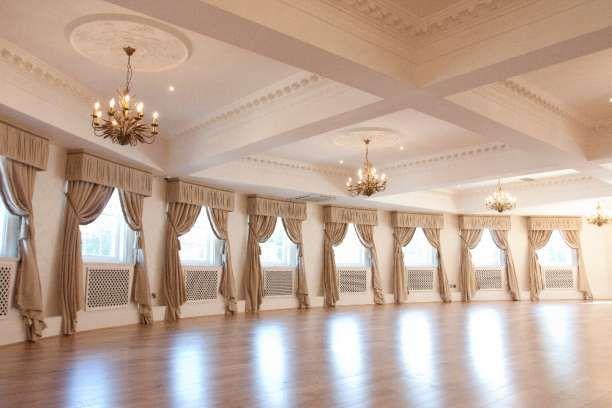 Castle Suite St James Hotel Nottingham Wedding Venue