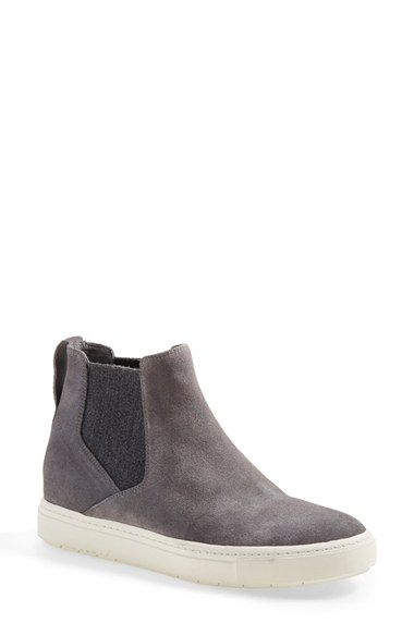 Vince+'Newlyn'+High+Top+Sneaker+(Women)+available+at+#Nordstrom $234.90 |  Fashion | Pinterest | Sneakers women, High top sneakers and High tops