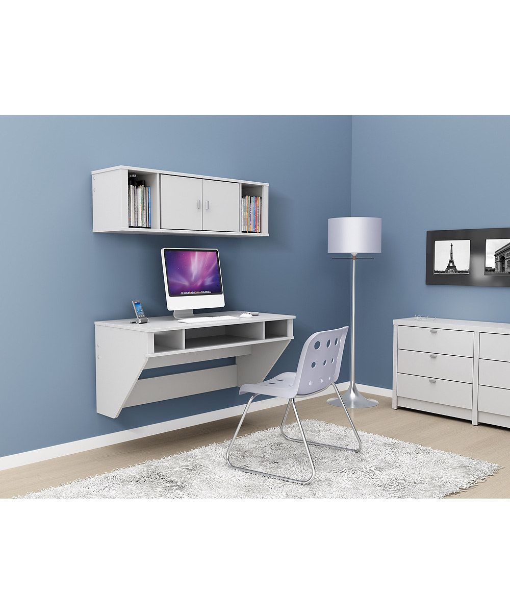 New Prepac Wall Mounted Desk