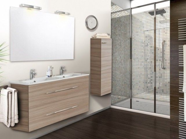 Beau style de salle de bain | Design | Pinterest | Bathroom renos ...