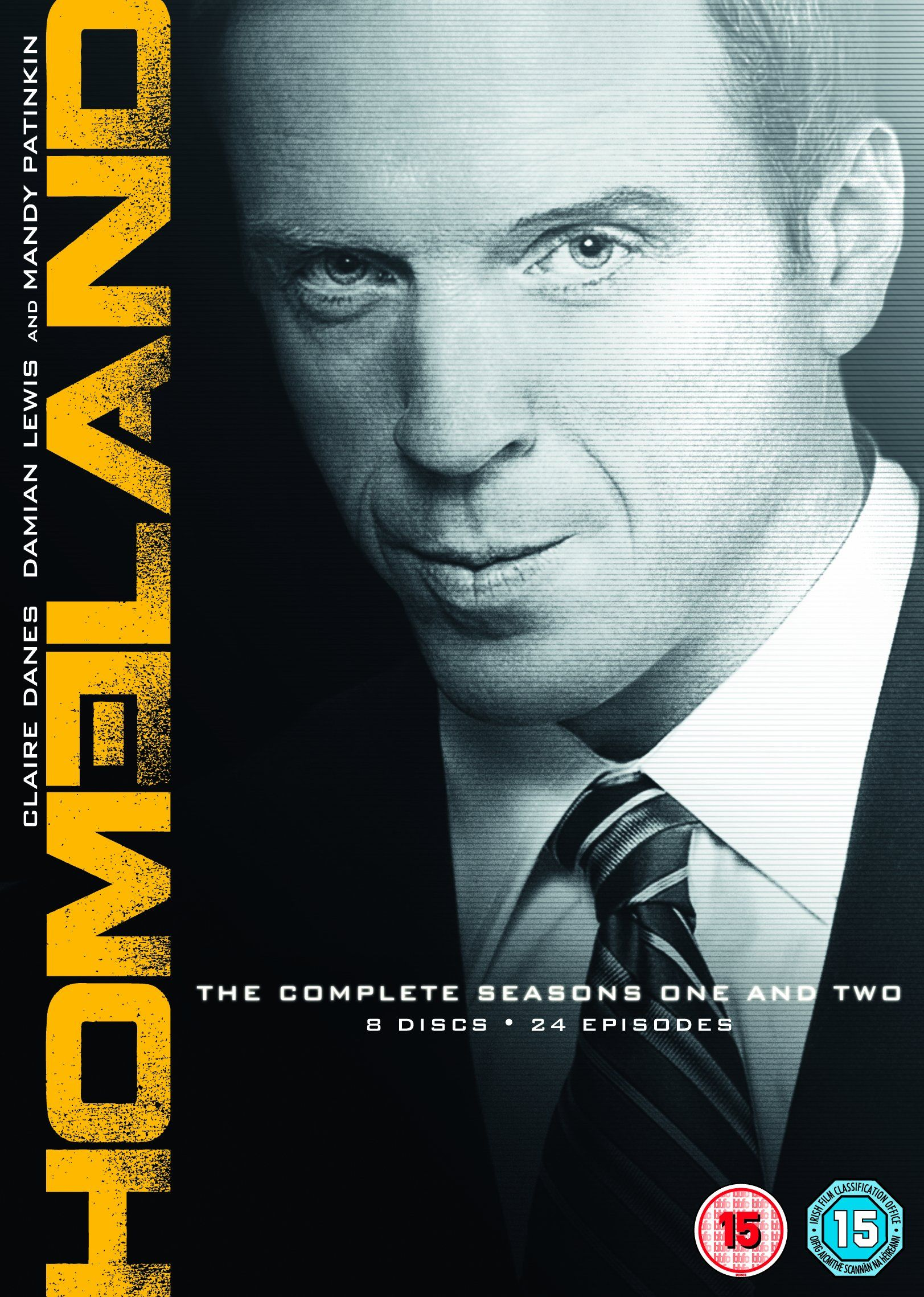 Homeland Dvd Cover Dvd Covers Movie Posters Image