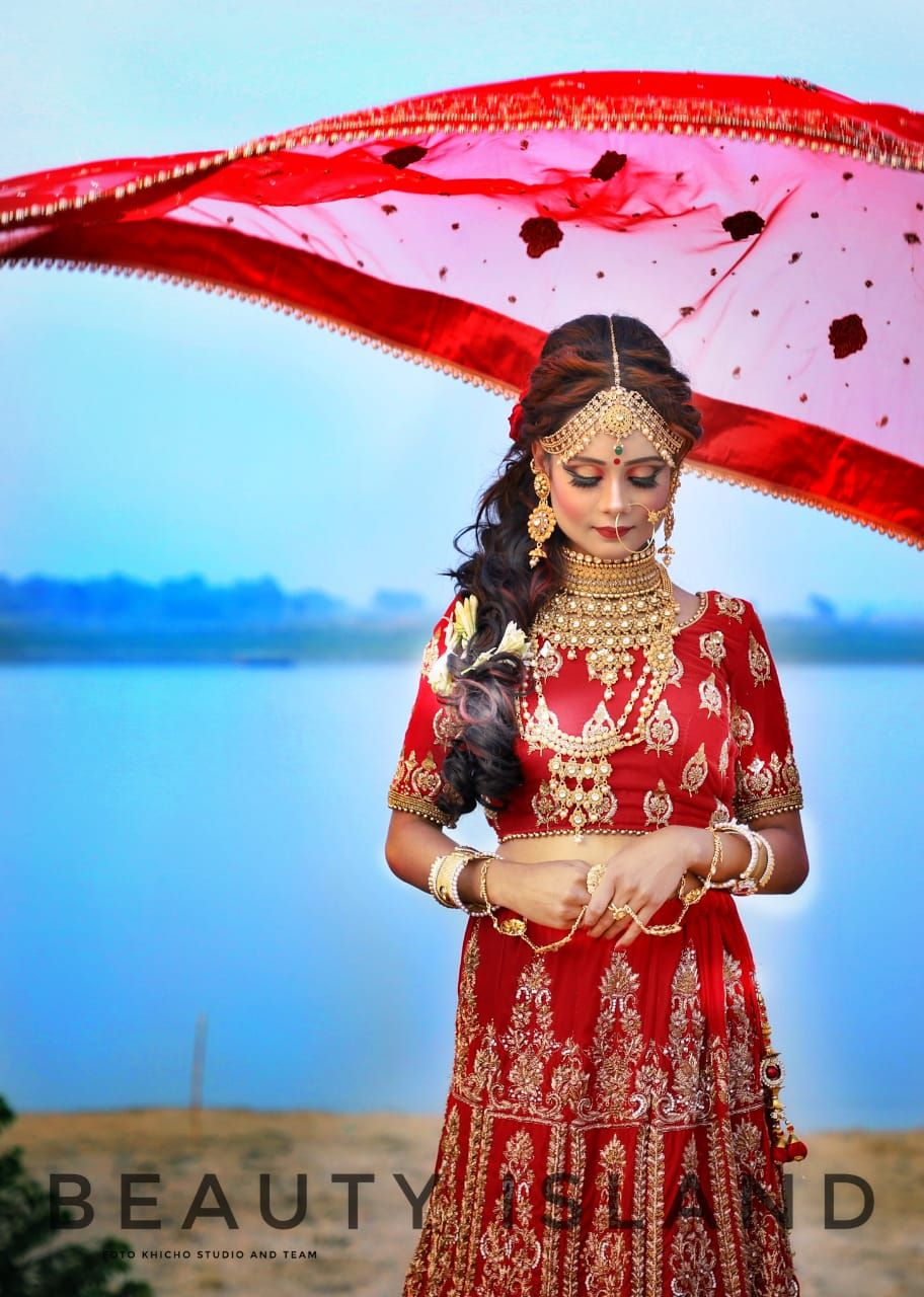 Bridal makeup artist in patna8250547186 (With images