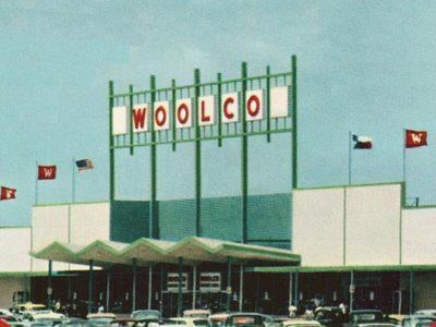 Woolco at Big Town Mall   Places I Have Visited   Texas history, The
