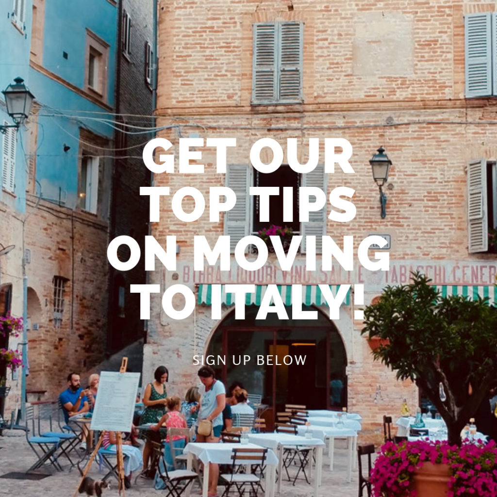 Buying a House in Italy as a Foreigner The Process