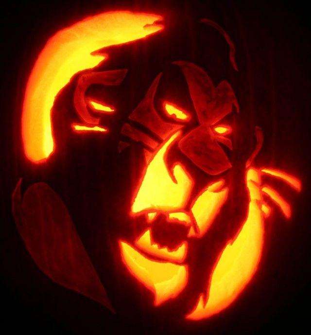 best pumpkin carving ideas for halloween 14 - Best Pumpkin Carvings