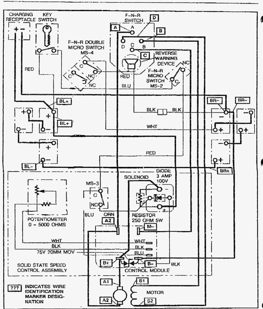 Voltage Reducer Club Car Voltage Regulator Wiring Diagram
