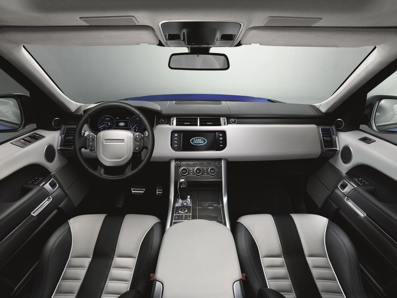 Photo of 2015 Land Rover Range Rover Sport SVR Revealed: Video