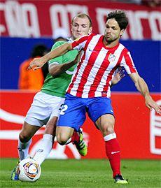 Diego Ribas  (Atletico de Madrid)
