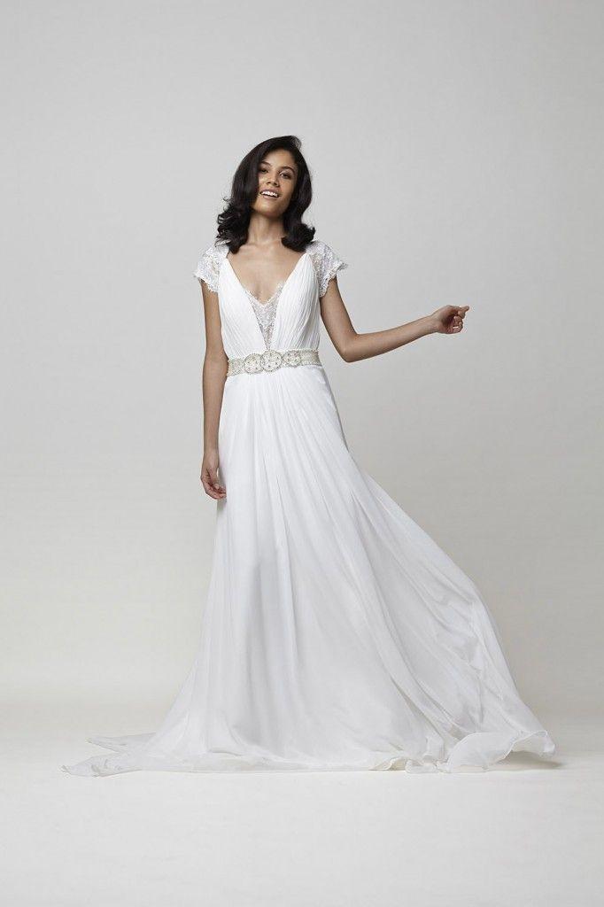 Vestido de noiva Agua Marinha